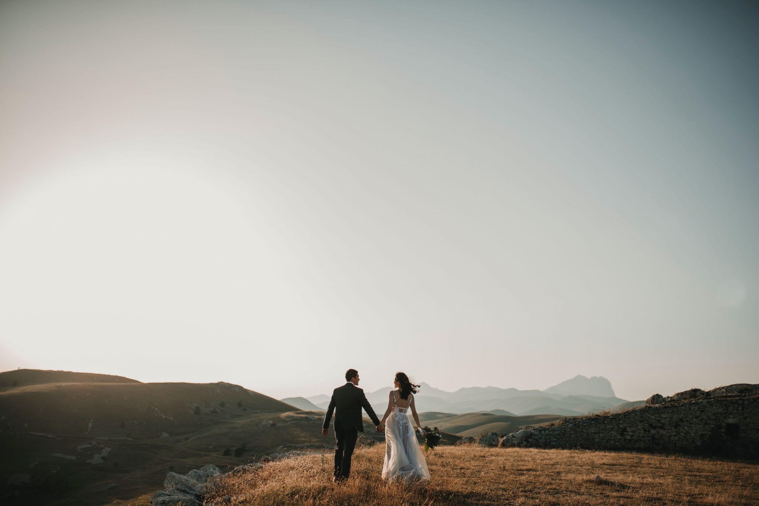 Découvrez les tendances du mariage en 2021